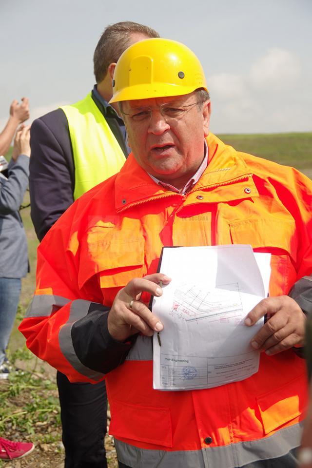Gheorghe Flutur anunţă începerea unei campanii de conştientizare a populaţiei cu privire la colectarea selectivă a deşeurilor