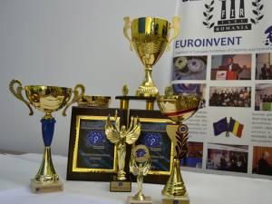 Proiecte ale universitarilor suceveni, premiate la unul dintre cele mai mari saloane de inventică din Europa de Sud-Est