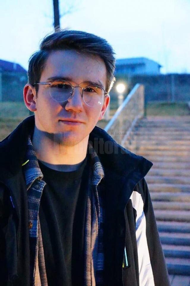 Sergiu Semeniuc va studia un an școlar în SUA