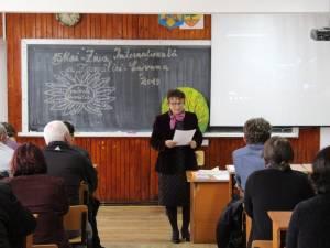 Ziua Internaţională a Familiei, marcată la Liceul Tehnologic Cajvana