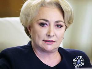 Premierul Viorica Dăncilă