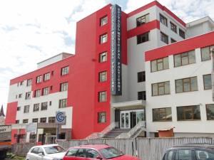 Noul spital din Fălticeni