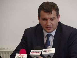 Președintele PMP, Eugen Tomac