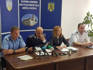 Efective suplimentare de polițiști, jandarmi și pompieri, mobilizate pentru alegerile de duminică