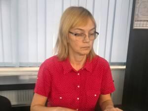 Dr. Liliana Grădinariu, director executiv DSP