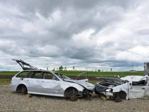 Mașinile cu rotile furate