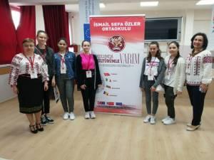 Cinci elevi şi doi profesori de la Liceul Tehnologic Cajvana au participat la o întâlnire Erasmus+ în Turcia