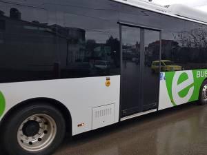 Transportul public de persoane din municipiul Suceava va beneficia de 15 autobuze electrice noi