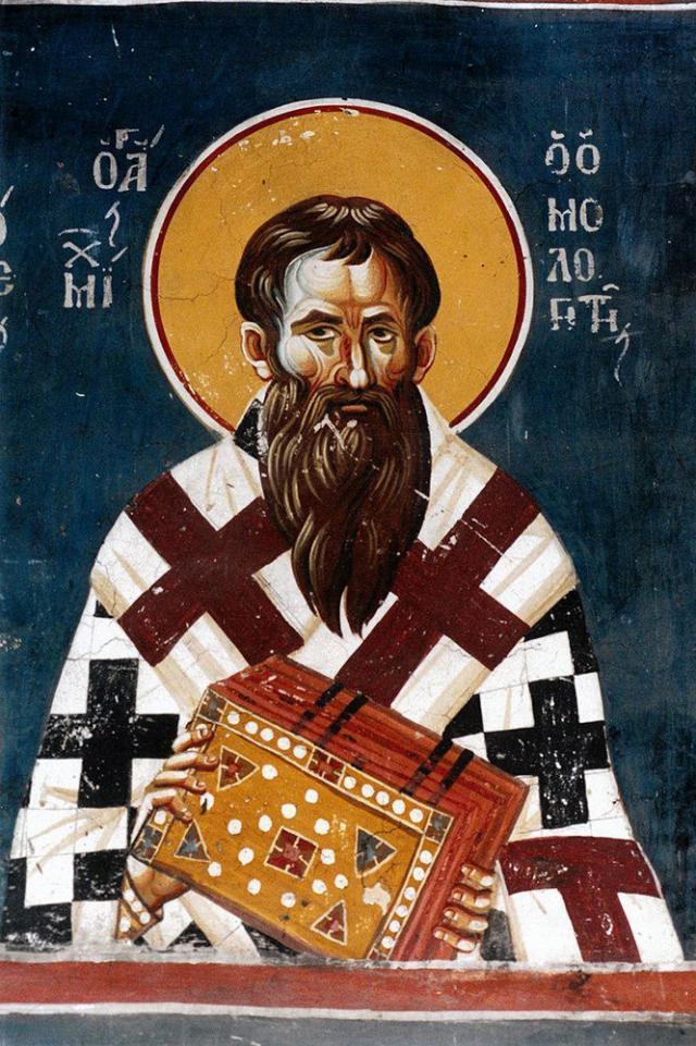 Sfântul Ierarh Mihail Mărturisitorul, Episcopul Sinadei