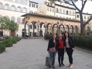 """Profesoare de la Liceul Cajvana au participat în Italia la cursul """"Gestionarea conflictelor, inteligenţa emoţională şi prevenirea bullying-ului"""""""