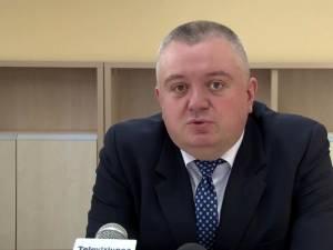 """Directorul medical al Spitalului de Urgenţă """"Sfântul Ioan cel Nou"""" Suceava, dr. Mircea Macovei"""