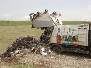 La Moara sunt depozitate doar deșeurile din localitățile în care colectarea și transportul sunt asigurate de operatorul depozitului