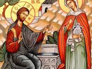 Dialogul vieții cu Viața: femeia samarineancă de față cu Domnul Hristos