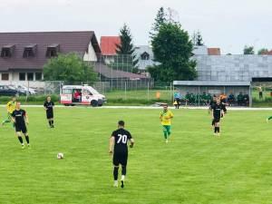 CSM Bucovina Rădăuți a câștigat derby-ul județean cu Foresta Suceava