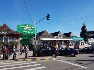 Extinderea acoperișului  Pieței Centrale a municipiului Suceava, soluția avansată pentru a avea condiții de comerț civilizat și în mini-bazarul din spatele acesteia