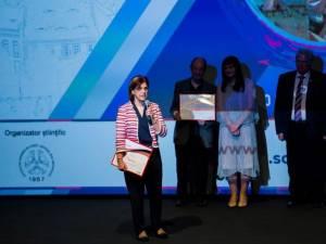 Dr. Gabriela Crețeanu a primit Marele Premiu oferit de Societatea Română de Diabet Foto: ro health review