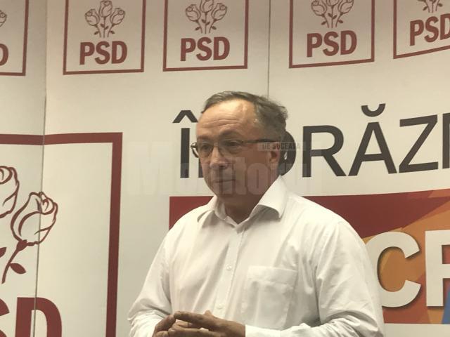 Liderul PSD Suceava, Dan Ioan Cușnir, îi cere demisia lui Liviu Dragnea de la conducerea partidului
