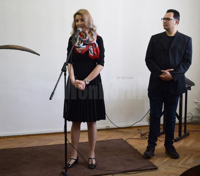 Raluca Schipor  și  Sorin Purcaru