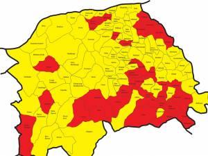 Rezultatele oficiale ale votului pentru principalii competitori politici la alegerile europarlamentare, în județul Suceava