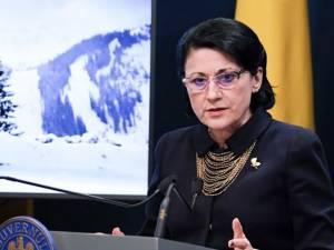 Ministrul Educației, Ecaterina Andronescu. Foto: adevarul.ro