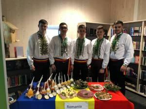 "Echipa Colegiului Silvic ""Bucovina"" Câmpulung Moldovenesc"
