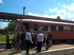 Trenul de Putna, duminică, 2 iunie