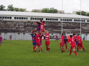 CSS Gura Humorului a pierdut primul meci de la turneul final al naţionalelor de juniori sub 16 ani
