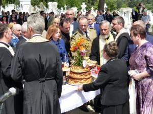Vesnica pomenire in cadrul ceremonialului religios