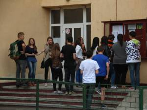 Elevii claselor a VIII-a intră în vacanță