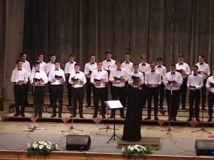 """Corala bărbătească """"Mitropolit Dosoftei"""" a Seminarului Teologic Liceal Ortodox"""