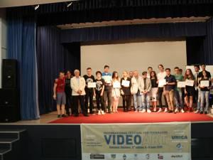 """Festivalul internațional """"Video ART"""" pentru adolescenți"""