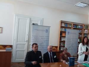Salon Internațional de Carte Românească la Cernăuți