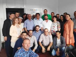 Deputatul USR Daniel Popescu a inaugurat un nou birou parlamentar