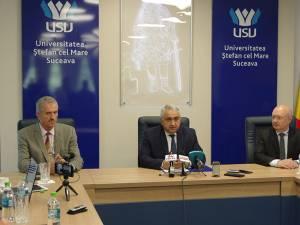 Rectorul Valentin Popa a anunţat faptul că CSU Suceava va trece de la Minister în subordinea USV