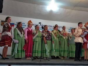 Festival al minorităților naționale, la Școala Gimnazială Baineț (7)