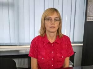 Directorul Direcţiei de Sănătate Publică Suceava, dr. Liliana Grădinariu
