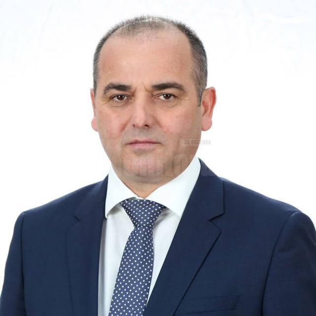 Primarul din Dărmăneşti, Dănuţ Chidoveţ