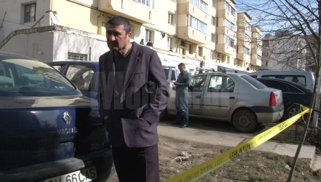 Vasile Poenaru, valutistul din maşina căruia a fost furată sacoşa cu bani