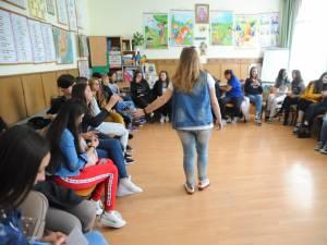 Şcoală de vară francofonă, pentru elevi cu vârste cuprinse între 7 și 13 ani