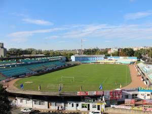 Până când proiectele prezentate vor deveni şi realitate, la Suceava singurul stadion real este Areniul