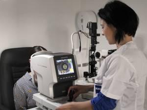 Consultaţii gratuite şi scanare cu laser a globului ocular, la Eye's Optic Suceava