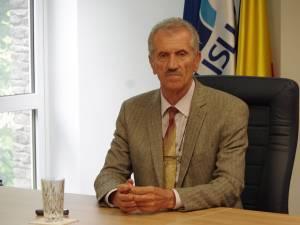 Petru Ghervan, coordonatorul tehnic al loturilor de la CSU Suceava
