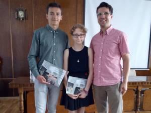 Alexi Darian Nicula, Iuliana Huțanu și Cornel Manaz
