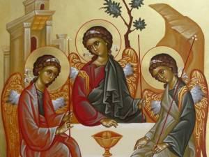 Sfânta Treime - temeiul şi modelul Bisericii