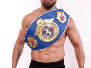 Rădăuţeanul Rayko Leviţchi va lupta din nou în Londra, în gala Golden Gloves Boxing