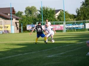 Viitorul Liteni a pierdut clar meciul tur de pe teren propriu din barajul pentru promovarea in Liga a III-a