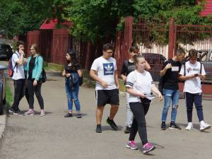 Absolvenții claselor a VIII-a au susținut marți, 18 iunie, prima probă a evaluării naționale