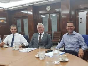Primarul Sucevei, reprezentant al Asociației Municipiilor din România la discuțiile cu Guvernul