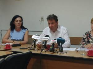 Echipa de conducere a IȘJ Suceava
