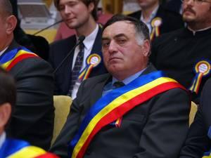 Primarul comunei Vama, Nicolai Baltag